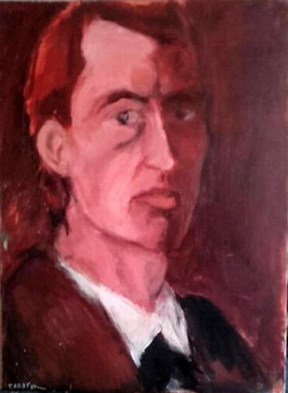 Portrait de Munch